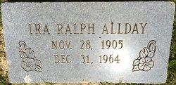Ira Ralph Allday