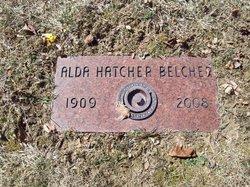 Alda Myrtle <i>Bolen</i> Belcher