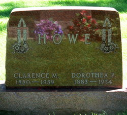 Clarence M. Howe
