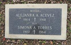 Alejandra <i>Araiza</i> Aceves