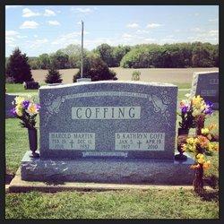 Barbara Kathryn <i>Goff</i> Coffing