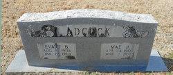 Edna Mae <i>Renfroe</i> Adcock