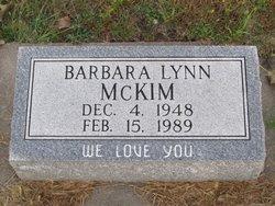 Barbara Lynn McKim
