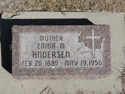 Emma M Andersen