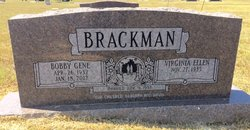 Bobby Gene Brackman