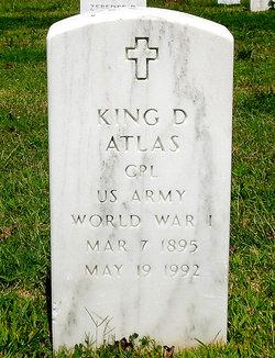 King D. Atlas