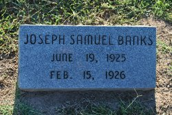 Joseph Samuel Banks