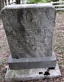Benjamin Dewey Crumpton