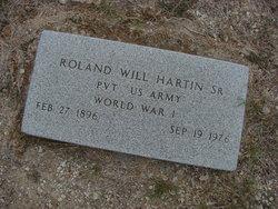 Roland William Hartin