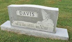 William Oval Davis