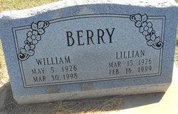 William J Bill Berry