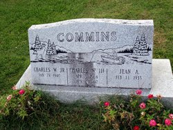 Charles William Billy Goat Commins, Jr