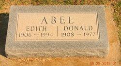 Donald H. Abel