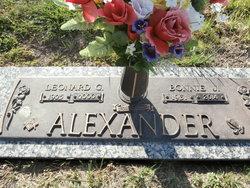 Leonard G. Alexander