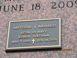 Antoine Jean Albert Arnaud