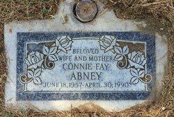 Connie Fay <i>Bennett</i> Abney