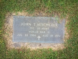 John T. Mischeaux