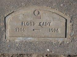 Floyd Cady