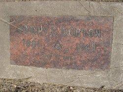 Perry Commodore Dorton