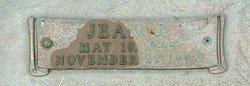 Jean <i>Jeffords</i> Coker