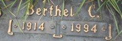 Berthel Cornel Bert Corneliuson