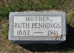 Roelfje Ruth <i>Slange</i> Van Dyke Bergmans Pennings