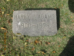 Harry Adams