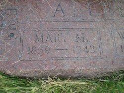 Mary Myrtle Myrta <i>Crane</i> Allred