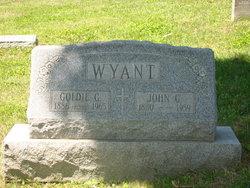 John Garfield Wyant