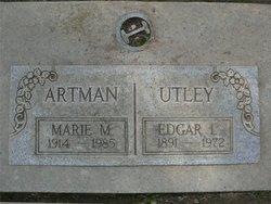 Marie Margaret <i>Utley</i> Artman
