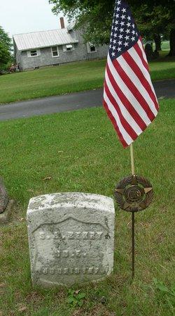 Pvt Samuel G. Berry