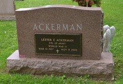 Lester Chester Ackerman