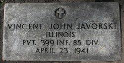 Vincent John Javorski