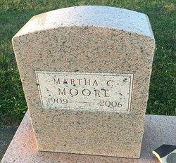 Martha C. Moore