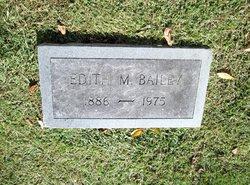 Edith Lee <i>Munsey</i> Bailey