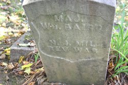 MAJ William Baird