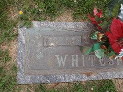 Homer Dickson Whiteside, Sr