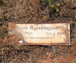 Jewel Ruth <i>Worthington</i> Atkins