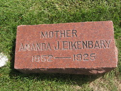 Amanda Jane <i>Sloan</i> Eikenbary