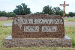 Sara Pearl <i>Singletary</i> Brady