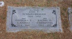 Rachel <i>Schmederman</i> Cherpitel