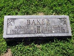 Minnie <i>Brown</i> Baker