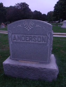 Infant Child Anderson