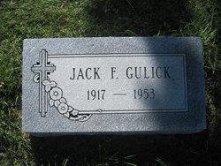 Jack Frederick Gulick