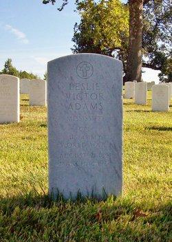 Leslie Victor Adams