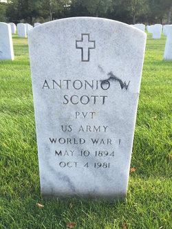 Antonio W. Scott