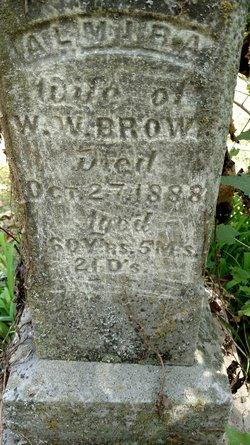 Almira Brown