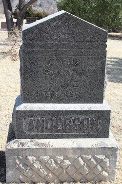 Amanda Belle <i>Spear</i> Anderson Border