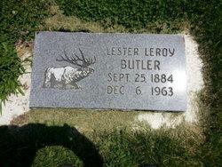 Lester Leroy Butler