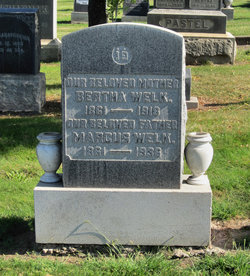 Bertha Welk